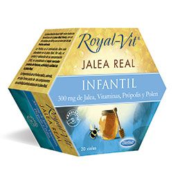 Jalea Real Royal-Vit Infantil